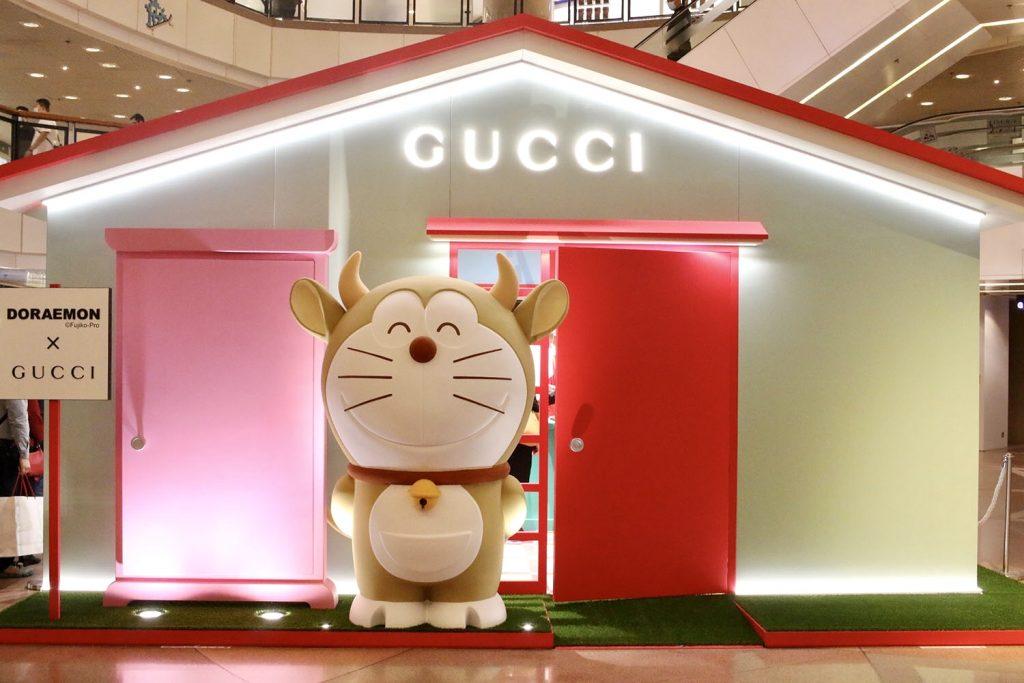 Doraemon x Gucci, Doraemon, Gucci, 多啦A夢, 叮噹, Alessandro Michele,
