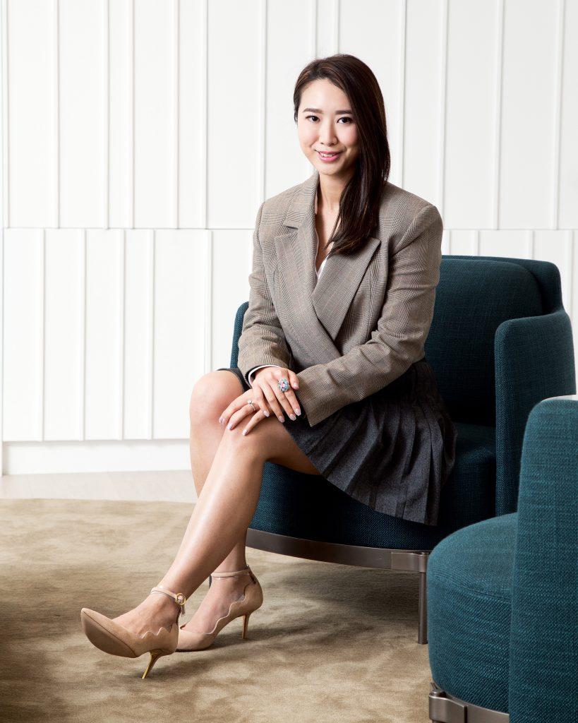 吳鈺殷, Charlene Ng, 翡翠島物業總經理, 翡翠島物業,