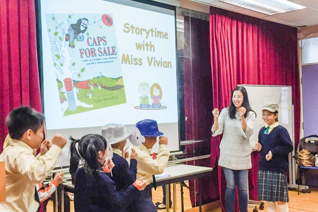 鍾明慧, Vivian Chung, Story Jungle, REACH, 閱讀, 故事, Women of Excellence, Women of Excellence 2020,