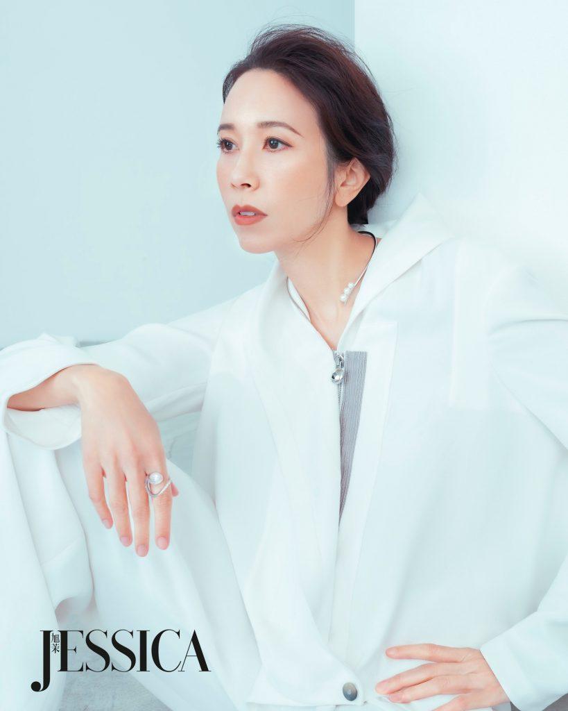 莫文蔚, Karen Mok, 封面人物, 封面故事, 呼吸有害, 因一個人而流出一滴淚,