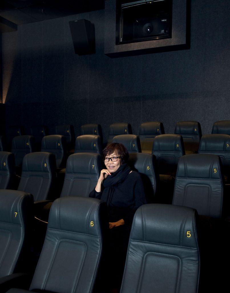 曾麗芬, Winnie Tsang, 狂舞派, 嘉禾電影, 多謝高登先, 高先電影, 高先電影院, Golden Scene, Golden Scene Cinema, 堅尼地城, 電影, 電影人, 電影發行商, 戲院, 電影院, Career, Career Women,