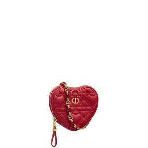Dior Amour heart shape purse
