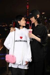 BALENCIAGA-QIXI-couple-sweater