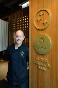 正宗日本高級居酒屋「輝HIKA」